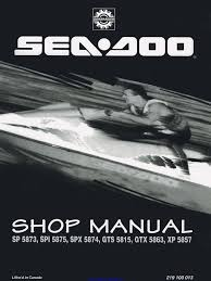 1995 seadoo service manual pdf carburetor engines