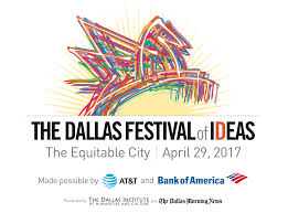 Dallas Culture Map by The Dallas Festival Of Ideas
