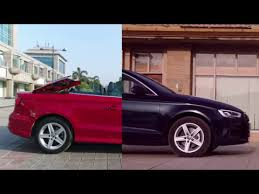 audi a3 commercial the all 2017 audi a3 line up sun up audi a3 cabriolet