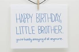 beautiful birthday greeting card for lovely brother picsmine