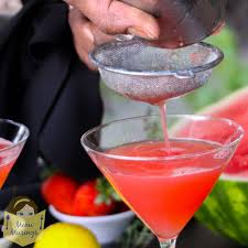 martini watermelon menu musings of a modern american mom watermelon thyme martini