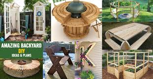20 most amazing beautiful creative backyard u0026 garden diy ideas