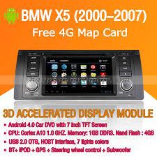 2002 bmw x5 accessories bmw x5 2000 2007 android car dvd player gps navigation wifi 3g bt