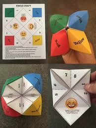 free emoji origami game for kids children u0027s pastor only