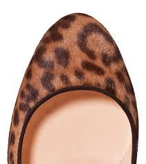 christian loubotuin bianca 140mm leopard pump shoes køb christian