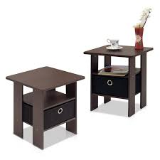 bedroom end tables furniture modern nightstands white cream nightstand inch low tall