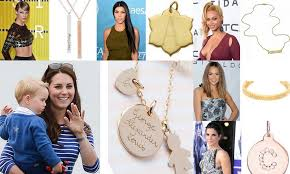 personalized photo pendant necklace kate middleton beyoncé aniston and more who