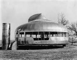 buckminster fuller u0027s dymaxion house first completed in 1930 and