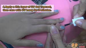 temperature change color nail art soak off uv gel banggood com