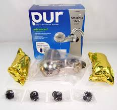 Pur Horizontal Faucet Mount Fm 9000b Pur Advancedplus Water Faucet Filtration System Ebay
