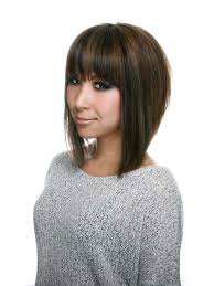 a line feathered bob hairstyles a line bob haircut with bangs love the cut bob cut hairstyles