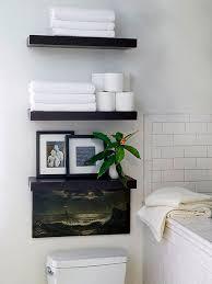 Shelves For Towels In Bathrooms 33 Bathroom Shelves For Towels Organizing And Storing Bathroom