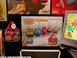 nontoxicreviews article toy fair 2008 u2013 yo gabba gabba toys
