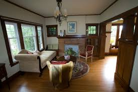 interior craftsman style home interiors dining room ranch style