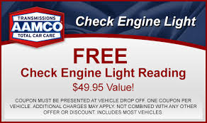 places that do free check engine light check engine light aamco transmissions total auto care in keller tx