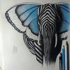 Transformation Tattoo Ideas Best 25 Zebra Tattoos Ideas On Pinterest Zebra Drawing