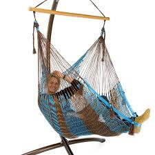 Hayneedle Hammocks Island Bay Handmade Mayan Hammock Chair Walmart Com