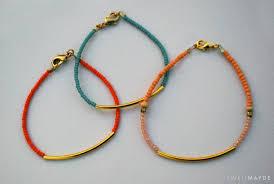 make bracelet bead images Diy beaded tube bracelet diy pinterest bracelets beads and gift jpg