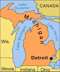 map usa detroit detroit maps and orientation detroit michigan mi usa detroit
