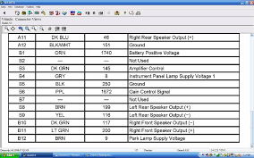 2005 suzuki xl7 radio wiring diagram 2006 suzuki grand vitara