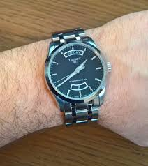 tissot black friday men u0027s tissot couturier powermatic 80 automatic watch