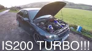 lexus cars with turbo owning a turbo u0027d is200 modified car review youtube