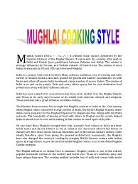 most popular cuisines mughlai cooking style 1 indian cuisine curry