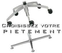 pied fauteuil bureau artdesign fauteuil de bureau executive design kruna
