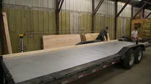 how to build floor for tiny house on trailer ana white tiny house