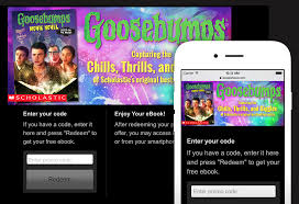 frigo goes to the movies with goosebumps and a free ebook bookshout