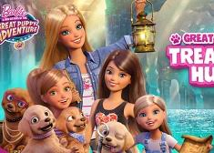 jocuri cu barbie aventura cu cateii jocuri kids
