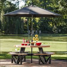 Picnic Table Plans Free Octagon by Exteriors Octagonal 8 Seat Bbq Table Square Picnic Table Octagon