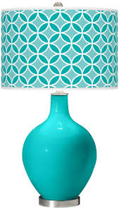 the 25 best turquoise lamp shade ideas on pinterest ribbon lamp