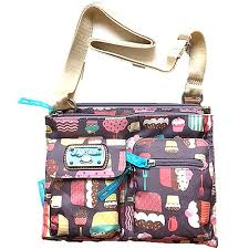 lilly bloom bloom crossbody cupcake delight boscov s