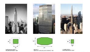 Chrysler Building Floor Plan First Floorplan For The U0027world U0027s Skinniest Skyscraper U0027 Revealed