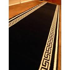 black aisle runner black carpet runner bosli club