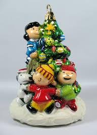 peanuts christmas tree polonaise christmas ornament snoopn4pnuts com