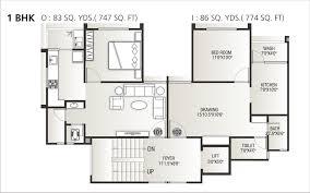 floor plan parshwanath corporation ltd atlantis park at