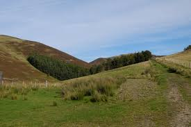broughton heights and trahenna hill circuit walkhighlands