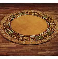round accent rugs cievi u2013 home