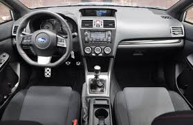 subaru station wagon interior capsule review 2015 subaru wrx premium