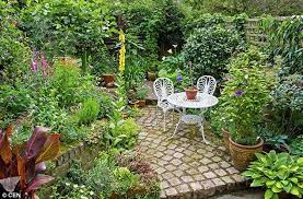 pictures of a garden the ultimate small garden makeover guide daily mail online