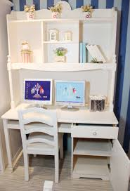 White Children Desk by Korean Garden White Wood Furniture 12 M Children Desk Combination