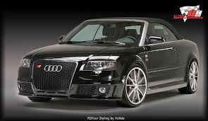 Audi A4 B6 Custom Interior Rs4 Body Kit Styling Audi A4 8h Cabriolet Performance And