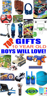 the 25 best present 10 year boy ideas on