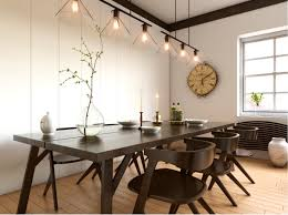 7 inspirational ideas for dining room using white and wooden
