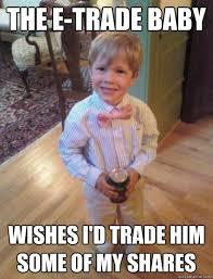 Etrade Baby Meme - fraternity 4 year old memes quickmeme