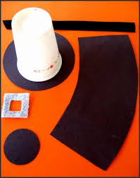 Pilgrim Hats Out Of Construction Paper - how to make pilgrim hats from paper aiqfd beautiful construction