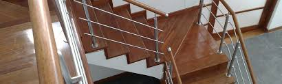 Banister Railing Parts Metal Stair Rail Kit Stainless Steel Stair Rail Parts Outdoor