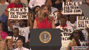 the hill on twitter melania opens trump s florida caign rally